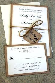 Luxury Simple Rustic Wedding Invitations And Invitation Sets Best Template Collection Kits