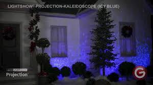 gemmy industries led projector icy blue 88619 walmart