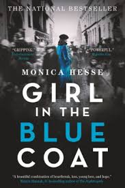 Girl in the Blue Coat by Monica Hesse Paperback