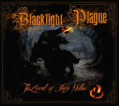 The Haunted Pumpkin Of Sleepy Hollow by Blacklight Plague