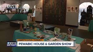 Pewabic Pottery Tiles Detroit by Pewabic House U0026 Garden Show Youtube