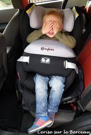 siege auto sirona cybex test le siège auto sirona de cybex cerise sur le berceau