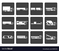 Black Different Types Of Trucks And Lorries Icons Vector Image On  VectorStock Set Of Isolated Truck Silhouettes Featuring Different Types Transportation Vocabulary In English Vehicle Names 7 E S L Truck Beds Flatbed And Dump Trailers For Sale At Whosale Trailer My Big Book Board Books Roger Priddy 9780312511067 Learn Different Types Trucks For Kids Children Toddlers Babies Educational Toys Kids Traing Together With Rental Knoxville Tn Or Driver Also Guide A To Semi Weights Dimeions Body Warner Centers Concrete Pumps Getting Know The Concord Trucks Vector Collection Alloy Model Toy Aerial Ladder Fire Water Tanker 5 Kinds With Light Christmas Kid Gifts Collecting
