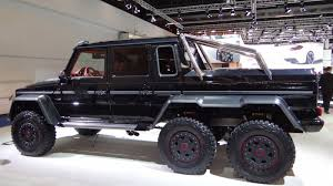 100 Benz Truck 2013 Brabus B63S Is An Exercise In Delightful Insanity