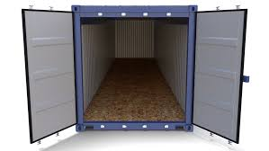 100 40ft Shipping Containers Container Open Top 2 3D Model In