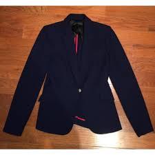 zara marine style jacket navy blazer 63 off retail