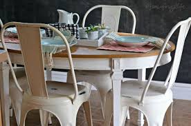 Farmhouse Kitchen Chairs Icifrost House Metal