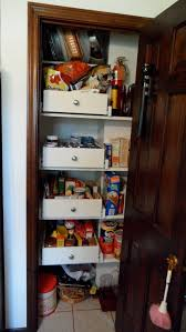 Stand Alone Pantry Cabinet Home Depot by Organizer Pantry Shelving Systems For Cluttered Storage Spaces