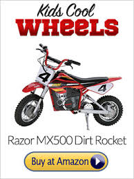 Choosing The Best Razor Dirt Bike For Kids