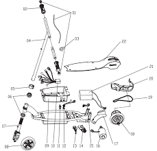 Kick Scooter Structure
