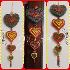 Wall Hanging Paper Quilling Creative Art Amp Craft Work