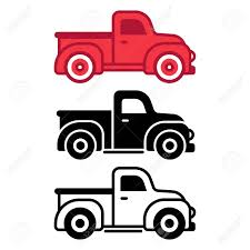 Classic Retro Pickup Truck Icon Set. Simple Flat Cartoon Style ... Old American Blue Pickup Truck Vector Illustration Of Two Cartoon Vintage Pickup Truck Outline Drawings One Red And Blue Icon Cartoon Stock Juliarstudio 146053963 Cattle Car Farming Delivery Riding Car Royalty Free Image Cute Driving With A Christmas Tree Art Isolated On Trucks Download Clip On 3 3d Model 15 Obj Oth Max Fbx 3ds Free3d White Background