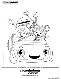 Umizoomi 3 Coloriage Umizoomi Coloriages Pour Enfants