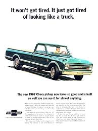 Chevrolet Trucks Advertising Campaign (1967): A Brand New Breed! - Blog Overhaulin Season 7 Episode 3 Scotts 1967 Chevy Pickup Southern Kentucky Classics Gmc Truck History 2016 Best Of Pre72 Trucks Perfection Photo Gallery Are You Fast And Furious Enough To Buy This 67 C10 K20 4x4 They Turned Into A 60s Muscle Car Classic Custom White Small Window Fleetside Shortbed Rare Chevrolet Red Hills Rods And Choppers Inc Fesler Project Hot Rod Network
