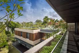 100 Design Garden House Gallery Of Secret Wallflower Architecture 33