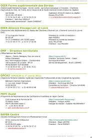 chambre d agriculture du cher annuaire agricole regional pdf