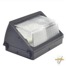 rab lighting wp2h100qt pulse start metal halide wall pack 100 watt