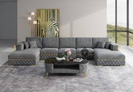 designer sofa loft style u form lionsstar gmbh