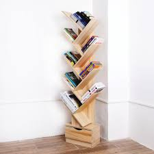 100 Tree Branch Bookshelves Milton Book Shelf 9