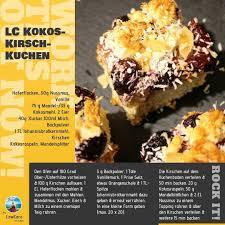 low carb kokos kirsch kuchen lowcaros webseite