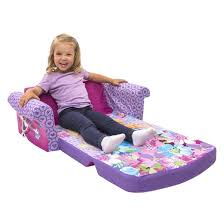 marshmallow fun furniture flip open sofa minnie mouse