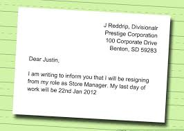 Show And Tell Letter U Fetching How To Write A Resignation Letter