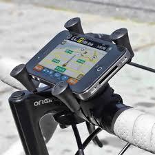 RAM EZ ON OFF™ Bicycle Mount with Universal X Grip Phone Cradle