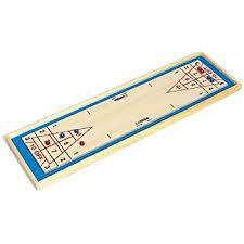 Carrom 65001 Shuffleboard Game