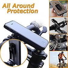 Amazon MaxMiles GUB Bicycle Cell Phone Holder Aluminum