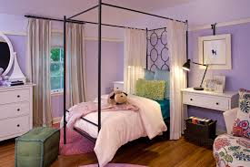 Twin Metal Canopy Bed White With Curtains by Bedroom Design White Bedroom With White Bedding And Duvet Also