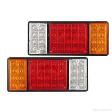 36 LEDs Truck Trailer Van Indicator Stop Reverse Tail Lights Truck ... 2 Led 4 Round Truck Trailer Brake Stop Turn Tail Lights With Red 2007 Ford F150 Upgrades Euro Headlights And Truckin 6 Oval 10 Diode Light Wgrommet Plugpigtail Amazoncom Toyota Pick Up 41988 Lens Lenses Signal Tailgate 196772 Gm Billet Digitails Close Of Tail Lights On A Fire Truck Stock Photo 3956538 Alamy New 2x Led Indicator 24v Waterproof Spyder 042012 Chevy Colorado Hilux Pickup 4x2 4x4 89 95 Clear Red 42008 Recon Smoked 264178bk W Builtin Flange 512