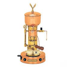 Elektra S1CO Microcasa Lever Espresso Machine Brass