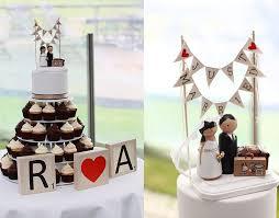 Cake Topper Custom Made By IttyBittyWoodShoppe Wedding Cupcakes The Sweetest Things Photo Filcoast Photography