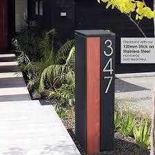 Silver Metal Pub Shop Business Toilets Letterbox Front Door Signs