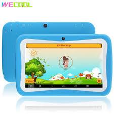 WeCool 7 inch Quad Core Kids Tablet PC for Children 8GB Quad Core