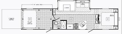 2016 5th Wheel Toy Hauler Floor Plans by New 2012 Puma Unleashed Toy Haulers Funtownrv Blog