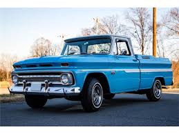 100 66 Chevy Truck 19 Chevrolet C10 For Sale ClassicCarscom CC1134303