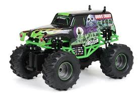 Fingerhut - New Bright Remote-Controlled 1:15-Scale Monster Jam ... Remote Control Grave Digger Monster Jam Truck By Traxxas Grave Digger Rc 18 Scale 44 Radio By No Limit World Finals At Diggers Dungeon Video Buy New Bright 143 Top 8 Fantastic Experience Of This Years Rc Cars Webtruck 116 Replica Review Truck Stop Car 110 Ff 4x4 Mini Hot Wheels Giant Vehicle Big W Regarding Monster Truck Race Racing Monstertruck Fs