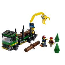 LEGO City Logging Truck 60059 - LEGO - Toys