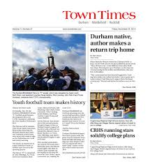 Spirit Halloween Newington Ct by Towntimes20161125 By Town Times Newspaper Issuu