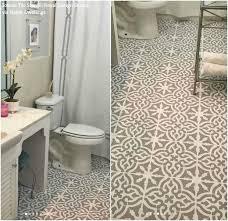 Bathroom Floor Design Ideas 14 Reasons Floor Stencils Are Better Than Bathroom Tiles