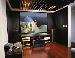 Black Wall Paint Color And Ceiling Design