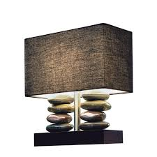 Table Lamps For Bedrooms by Rectangular Table Lamps Lamps The Home Depot