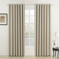 Patio Door Curtains Grommet Top by Amazon Com Iyuego Wide Curtains 120inch 300inch For Large Windows