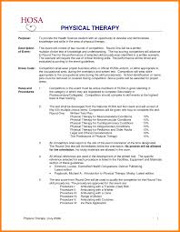 Resume Format Download For Physiotherapist Sample In India Freshers Cv Example Job Shocking