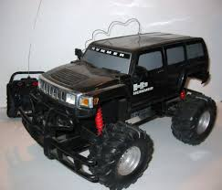 100 Hummer H3 Truck For Sale 27 Mhz RC NEW BRIGHT HUMMER TRUCK Black 4x4 OFF ROAD
