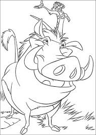 Lion King Coloring Page 80 Pages