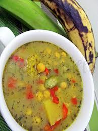 Traditional Haitian Pumpkin Soup Recipe by West Indian Split Pea Soup The Schizo Chef