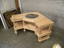 weber grill cart diy woodworking projects u0026 plans my bbq place