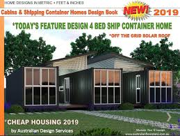 100 Shipping Container Cabins Australia Small Houses Home Design Book